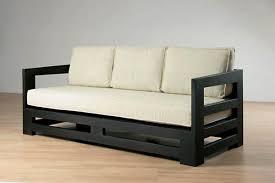 canape en canape en bois