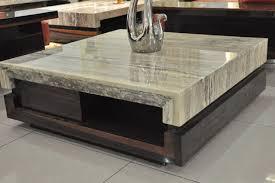 Granite Top Coffee Table Custom Square Coffee Table Marble Top Marble Top Coffee Table