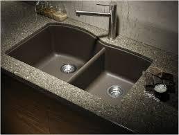 elegant kitchen sinks and faucets interior design