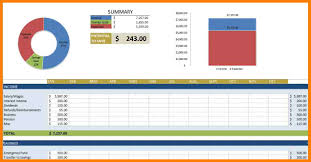 Excel Home Budget Template 8 Excel Home Budget Templates Lease Template