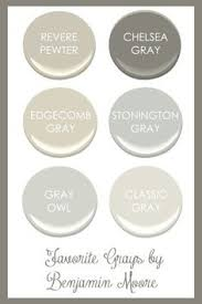 paint colour review benjamin moore gray owl and stonington gray