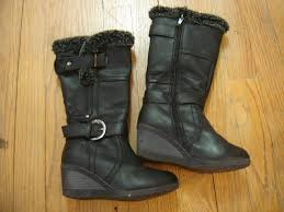 s fall boots size 12 reneeze black size toddlers 12 casual winter boots
