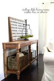 best 20 world market table ideas on pinterest cheap console everett foyer table from cost plus world market vintage style living room a fabulous giveaway via a bowl full of lemons