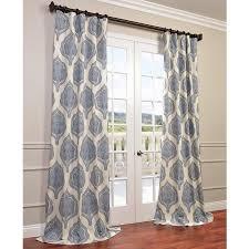 Moroccan Print Curtains Curtains U0026 Drapes Birch Lane