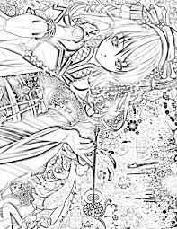 anime 2 coloringcolor com