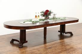 antique mahogany dining room furniture sold round 54