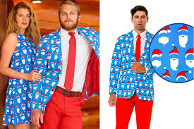 christmas suits christmas sweater suits are here to get you ready