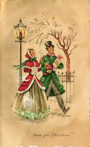 vintage christmas vintage christmas cards as inspiration if you five seconds to