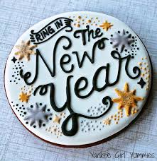 New Years Cake Decorating Ideas by 61 Best New Year Images On Pinterest New Years Eve New Year U0027s