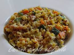 cuisiner le quinoa quinoa au lard légumes et ricotta cuisine simple et facile