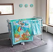 Nemo Bedding Set New Baby Boy Neutral Animal Nemo 11pcs