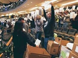willow creek packs gifts for prisoners in illinois