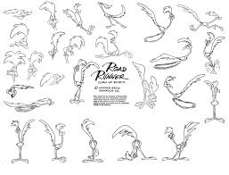 the road runner wile e coyote and the road runner model sheet google търсене