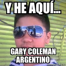 Gary Coleman Meme - meme personalizado y he aqu纃 gary coleman argentino 2007932