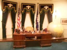 Fdr Oval Office by November 2011