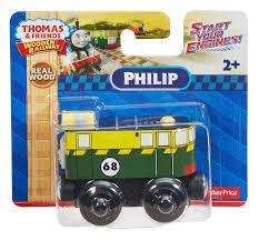 Phillip Thomas by Amazon Com Fisher Price Thomas U0026 Friends Wooden Railway Philip