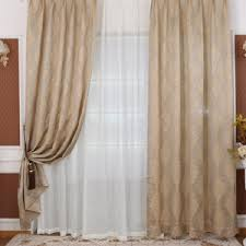 Shabby Chic Window Panels by Dark Purple Window Panels Curtains In Cool For Blackout