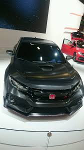 honda civic 2017 type r honda civic type r concept 2017