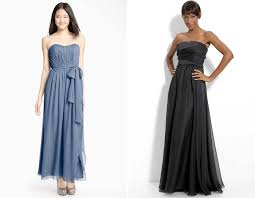 nordstrom bridesmaid anatomy of a bridesmaid dress the the bad
