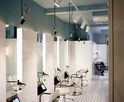 gallery of the klinik hair salon block architecture 10