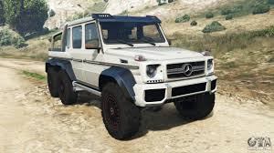jimny jangkrik interior 2013 mercedes benz g65 amg replace for gta 5