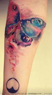 61 best watercolor tattoos images on pinterest colors galaxy