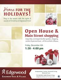 Fargo Open Friday After Thanksgiving Edgewood Vista Friday And Open House