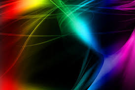 rainbow lights hd background by badabstraction on deviantart