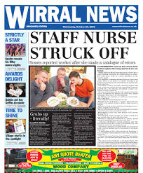 wirral news birkenhead edition by merseyside weeklies v1s1ter