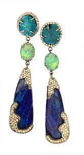 turquoise opal earrings 112 best opulent opals images on pinterest opal jewelry