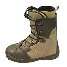 womens boots used salomon kamooks snowboard boots womens