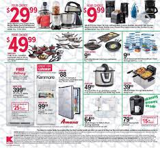 black friday 2016 kmart thanksgiving ad scan