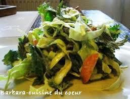 ortie cuisine cuisine du coeur salade aux orties