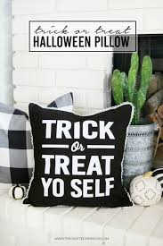 halloween pillows trick or treat halloween pillow halloween pillows diy halloween