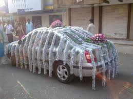 indian wedding car decoration indian wedding car decorations shaadi