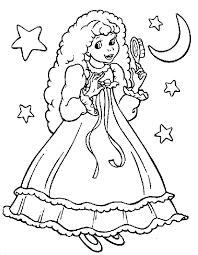 Free Princess Coloring Pages Printable Many Interesting Cliparts Princess Coloring Free Coloring Sheets