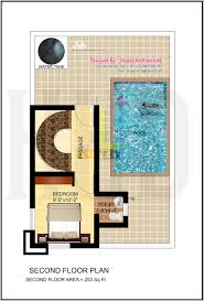 3 bhk home design 4 bedroom house plan in less than 3 cents kerala home design and 2
