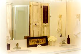bathroom breathtaking farmhouse bathrooms wood stain and