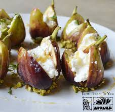 ricotta stuffed figs this elegant dish works great as an