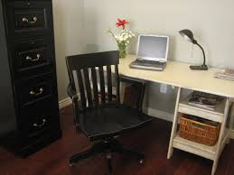 furniture classic home office design with sawhorse desk and