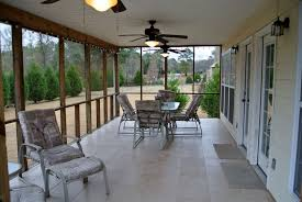 Screened In Patio Designs Screened Patio Ideas With Porch Design Accessories