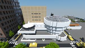 New York City Minecraft Map by New Craft City Minecraft Project