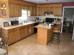 kitchen tile floor designs furniture luxury rustoleum cabinet transformation for kitchen