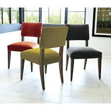 side chairs for dining room crate and barrel dining chairs crate barrel furniture ivory