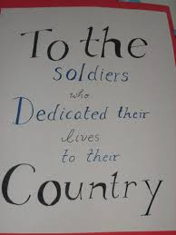letters to soldiers