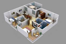 fresh floor architecture nice house plan how to make a 3d striking