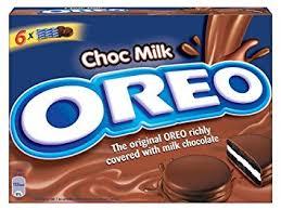 where to buy chocolate covered oreos milk chocolate fudge covered oreo cookies 1 box baby