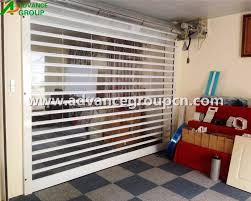 Residential Interior Roll Up Doors Plastic Doors For Comfort Room Plastic Doors For Comfort Room