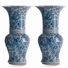 Chinese Blue And White Vase Chinese Blue White Porcelain Chinese Blue And White Porcelain