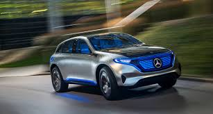 mercedes concept cars mercedes benz concept eq slammed with trademark issue in china